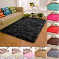 Neue Rutschfeste Teppich Flauschige Teppiche Anti Rutsch Shaggy Bereich  Teppich Esszimmer Home Schlafzimmer Teppich Wohnzimmer Teppiche Boden Yoga  Mat