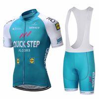 4c16779ad Camisa de ciclismo 2018 pro team Quick Step roupas de verão de manga curta  de bicicleta