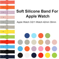 Sports silicone Band For Apple watch Series 3   2 Replace Br...