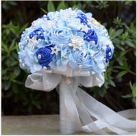 2018 gelin çiçeği tutar. Ebedi melek düğün ürünleri D557 romantik yıldız, Noel hediyesi hediye, çok güzel