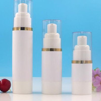 15 30 50ml Empty Vacuum Flask Pump Bottle Essence Lotion Per...