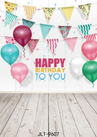 Happy Birthday To You Photo Backdrops for Photo Studio Compu...