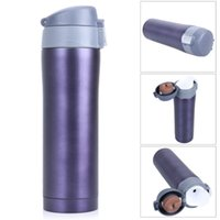 450ML Vacuum Travel Drink Bottle Insulated Thermos Cup Flask...