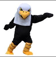 2018 heißer Verkauf Amerika Adler Adult Maskottchen Kostüm Hawk Maskottchen Outfit für Promotion Aktivitäten oder Werbung Bühne Kostüm