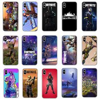 Battle Royale Fortnite Phone Case For iPhone X 8 7 6 6S Plus...