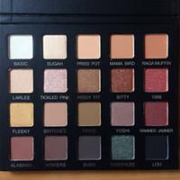 Date Violet Ombre À Paupières Laura Lee PRO 20 Couleurs Fard À Paupières Palettes Ensembles Maquillage Yeux Cosmétiques Kits
