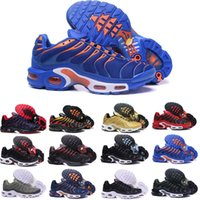nike TN plus air max airmax Descuento Hight Quality Sports Running Shoes Nuevo TN Hombres Negro Blanco Rojo Hombres transpirable Runner Sneakers Hombre Entrenadores Tenis Zapatos