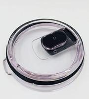 Mais barato! Nova Tampa Magnética De Plástico com grande Capacidade À Prova de Fugas Tampas Da Caneca para a tampa do copo tampa do copo à prova de vazamento