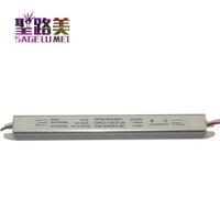 Alimentatore LED ultra sottile Trasformatore driver LED sottile Commutazione CA 220 V a 12V 2A 24 W per striscia led Segnaletica pubblicitaria Lightbox