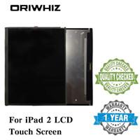 Für iPad 2 3 4 Tablet-LCD-Bildschirm Display Touch Assembly Hohe Qualität 100% ohne Homebutton und Klebstoff Reparatur Ersatz getestet