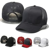 Cotton Flannel Trucker Hat with Adjustable Mesh Back Justin ...