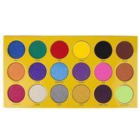 Mais recente paleta de maquiagem Caixa de lápis de cor sombra iShadow Palette 18 cores Matte Shimmer Eyeshadow Palette Cosméticos frete grátis
