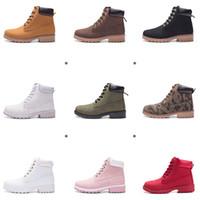 stivali da donna scarponcini da donna scarpe sportive di grandi dimensioni  flat donna inverno botines mujer 1dc79a5a12d