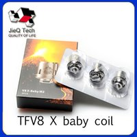 TFV8 X- Baby Coil Heads M2 Q2 X4 T6 Replacement Atomizer Coil...