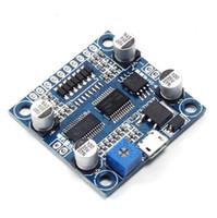 무료 배송! 1pc 버튼 컨트롤 SPIFLASH TF 카드 용 UWD MP3 앰프 보드 모듈 U 디스크 TTL 직렬 포트 제어 키 제어