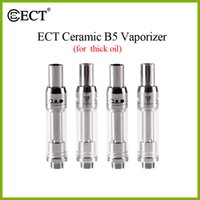 ECT Kenjoy B5 0. 5ml ceramic refillable vape cartridges for t...