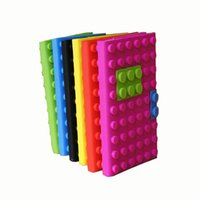 Colorful Funny Notebook Creative Puzzle Notebook DIY Blocks ...