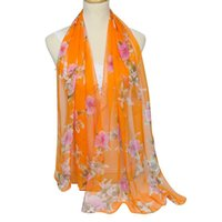 New Spring and Summer Fashion Trend Holiday Shawl Printed Ge...