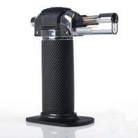 새로운 불꽃 총 가스 부탄 블로우 토치 버너 용접 솔더 다리미 납땜 DHL FEDEX 무료 배송