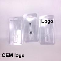 Blister Verkaufsverpackung für Luer Lock Pyrex Glasspritze 1ml-3ml Injektor mit Messmarke für 92a3 M6T dicke Co2 Ölpatronen