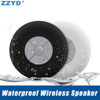 ZZYD Mini Portable Waterproof Wireless Bluetooth Speaker Car...