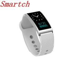 X3 Color Touch Smart Bracelet 4.0 Smart Band Heart Rate  IP68 waterproof Swimming Call r