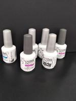Soak Off UV Base Coat Gelpolish + Top Coat Long Lasting Nail Gel per fondotinta Kit Nail Art Salon Manicure