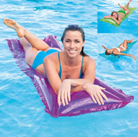 Summer Fun Holiday Island Water Play INTEX Portable Wave Flo...