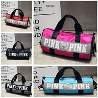 Mom And Children Pink Handbags Korean Fashion PINK Letter Sh...