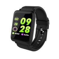 Bluetooth Color Screen Smart Band Sport3 Fitness Tracker Bra...