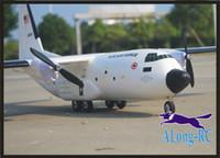 RC Flugzeug / RC MODEL HOBBY SPIELZEUG C-160 Spannweiten 1120mm C160 TRANSALL Ebene (kit set) EPO RC PLANE