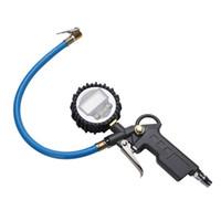 Digital Air Reifenfüller Manometer Auto Lkw Fahrzeug Motorrad Pistole LCD Dial Meter Tester