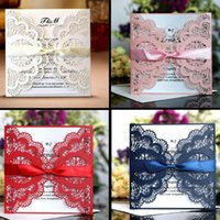 Wholesale small greeting cards buy cheap small greeting cards 2018 8 photos wholesale small greeting cards online romantic wedding invitation card delicate carved flowers small floral pattern m4hsunfo