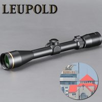 LEUPOLD VX-3 4.5-14X40mm Tüfek Av Kapsam Taktik Sight Cam Reticle Ücretsiz Dağı İçin Keskin Nişancı Airsoft Gun Av
