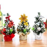 Joyeux Arbre De Noël Chambre Bureau Décoration Jouet Poupée Cadeau Bureau Maison Enfants Natale Ingrosso Décorations De Noël pour La Maison
