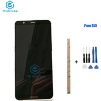 Per Huawei P Smart Display LCD e Touch Screen Screen Digitizer Assembly Strumenti cemento Repla + stock adesivo
