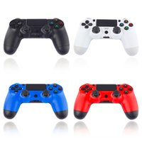 Беспроводной Bluetooth Dualshock джойстик Gamepad контроллер для PlayStation 4 PS4 Android Видео компьютерные игры