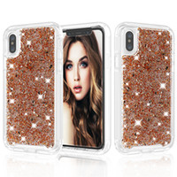 Luxury Glitter Sparkle Shiny Bling Case Soft TPU Hard PC Bac...