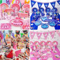 Kids Baby Birthday Party Decoration Supply 38 Designs Gift P...