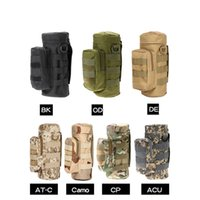 Tactical Multi- Functional Outdoor Sports Bag Molle Hanging A...