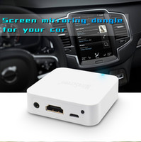 MiraScreen X7 TV Stick Dongle Anycast Crome Cast HDMI / AV WiFi Display Receiver car