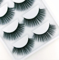 3D Mink Eyelashes 10 Styles Hot Selling Makeup Real Siberian...