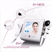 New Technology Vacuum Cooling RF Face Lifting Beauty Facial ...