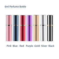 6ml Perfume Bottle Mini Portable Travel Refillable Perfume A...