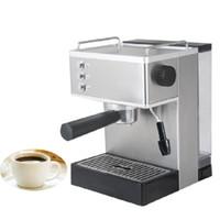 Beijamei 220V / 110V máquina de café expresso semi-automático máquina máquina de fabricante de café expresso de pressão italiana