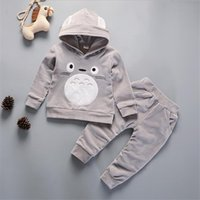 spring autumn children boys clothes set 2018 new kids clothe...