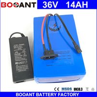 BOOANT 36V 14AH Scooter Battery For Bafang 850W Motor Li- ion...