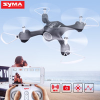 Original SYMA X23- W Mini Drone with Camera FPV Wifi Real tim...
