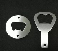 Stainless Steel Opener Parts Holes Bottle Opener Parts Custo...
