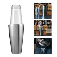 Professionnel En Acier Inoxydable Barman Cocktail Shaker r Mélangeur Vin Martini Boston Shaker Pour Barman Boisson Party Bar Outils